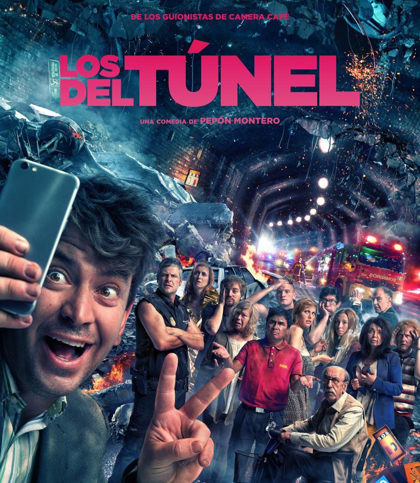 Los del Túnel, la nueva comedia del 2017